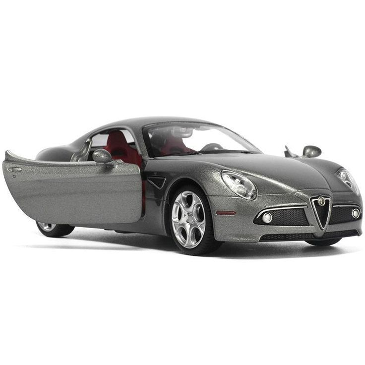 CAIPO 1:32 FOR Alfa Romeo 8C Sports Car Model Sound And