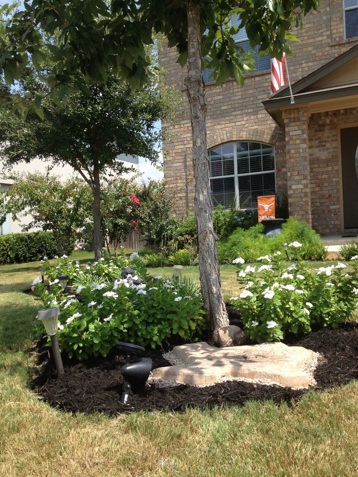 19 best images about landscaping front yard on pinterest for Pictures of front yard landscapes