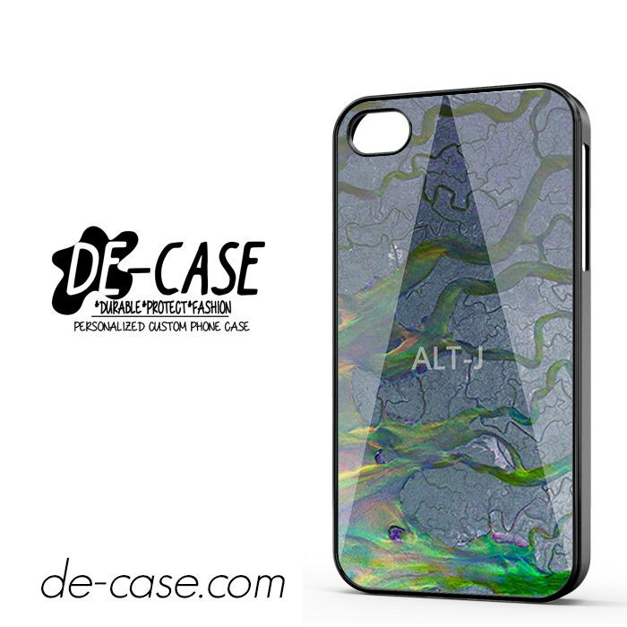 Alt J An Awesome Wave DEAL-660 Apple Phonecase Cover For Iphone 4 / Iphone 4S
