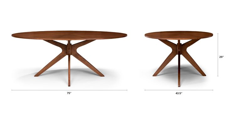 + ideas about Couchtisch Oval on Pinterest  Couchtisch Eiche Massiv  ~ Couchtisch Oval Holz Massiv