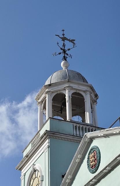 Weathervane Faversham Town Hall