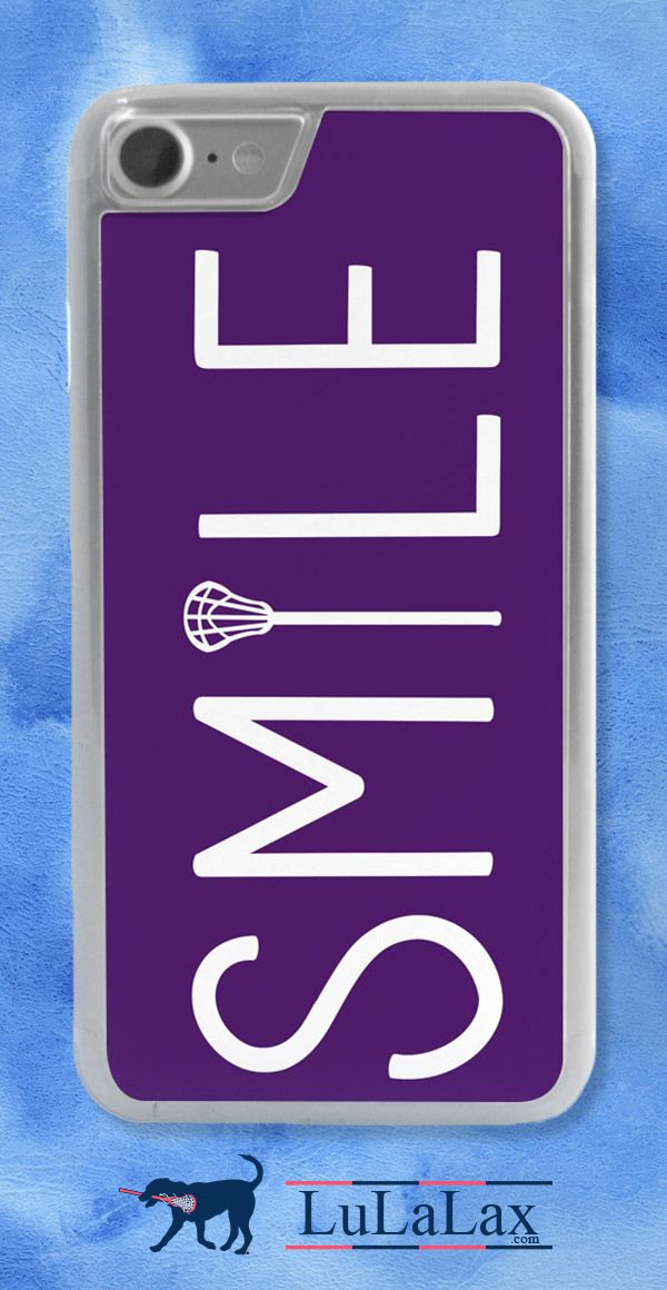 Protect your phone in LAX style! Our latest iPhone cases for lacrosse are the perfect tech accessory!