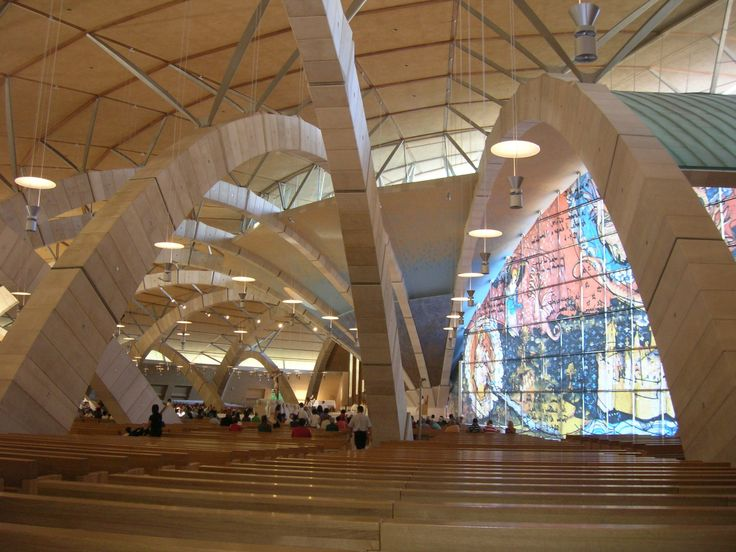 New church, San Giovanni Rotondo, Apulia region, Foggia province, Gargano, Open South Project