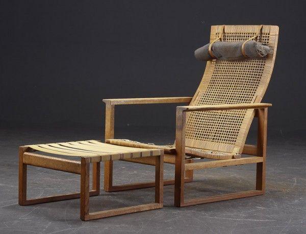 Borge Mogensen: Slaedestolen Chair 1958 – Model 2254
