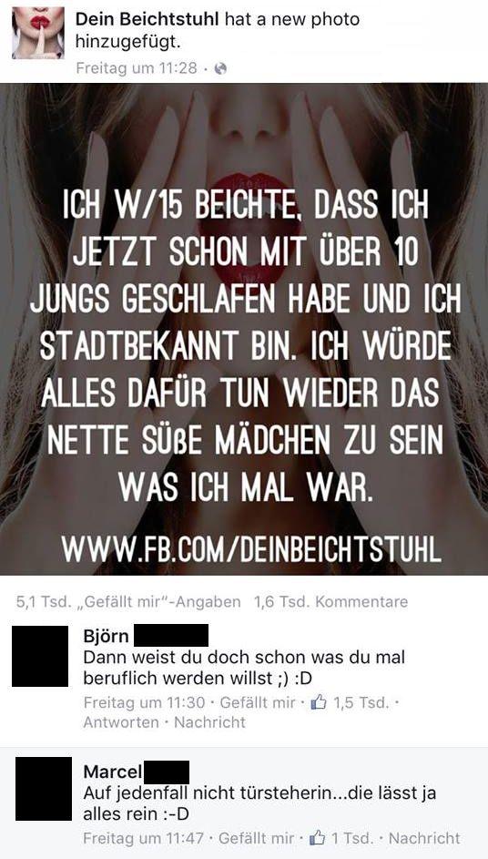 dein Beichtstuhl - best comments | Fun xD | Pinterest ...