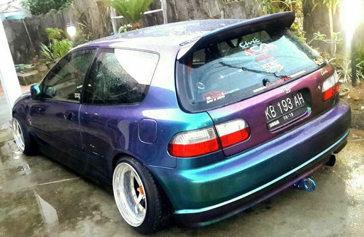 #Honda #Civic_Eg #Slammed #Stance #Modified #Camber #JDM