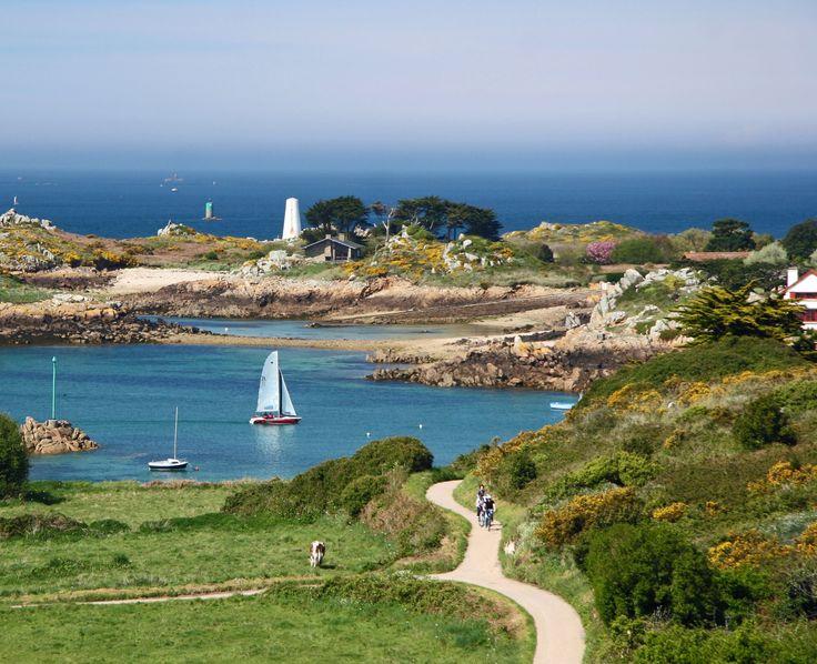 Ile de Bréhat, het 'bloemeneiland' van Bretagne