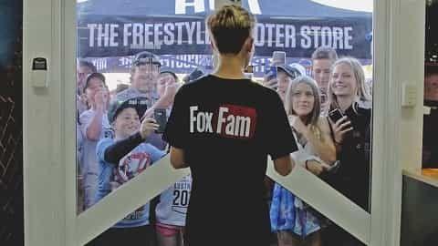 Tanner Fox - Australia Tour 2016!   Tanner Fox