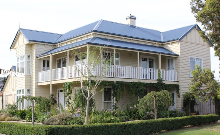 L harkaway homes classic victorian and early federation for Classic home designs australia