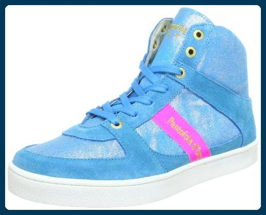 Pantofola d´Oro ADONA MID LADIES2 06040675.BTQ, Damen Sneaker, Türkis (Peacock Blue), EU 40 - Sneakers für frauen (*Partner-Link)