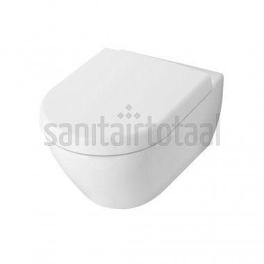 Toiletpot hangend Villeroy en Boch 911010523