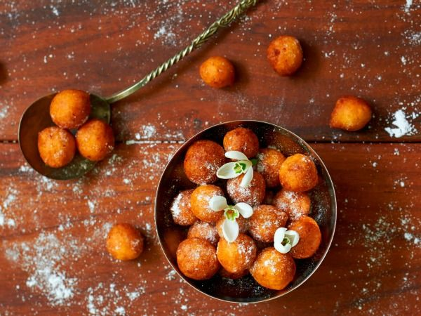 #Pâtisserie • Boule d'Ambiance ou Beignets Soufflés http://bit.ly/1NX1FLU | @TropicsFood . - African Donuts (Congo-Brazza/Kinshasa, Cameroon, Ghana, Nigeria, etc.) #TropicsFood