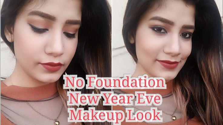New Year Eve Party Makeup Look (2018)  No Foundation | Brown Smokey eyes | Sejal #makeup #makeuptest #makeupartist #makeupaddict #makeuplover #makeupjunkie #wakeupandmakeup #makeupforever #makeuptutorial #beautyblog #hudabeauty #naturalbeauty #beauty #beautyhacks #mua #cosmetics #skincare