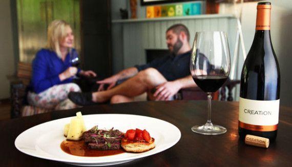 Creation Wine is  among the major winners at SA Top 100 wine challenge!