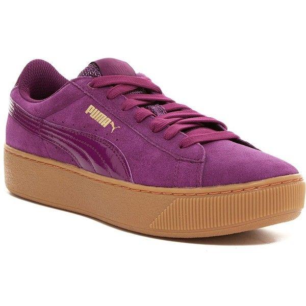 PUMA Vikky Platform Sneaker ($57