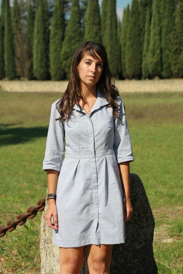 Bruyère version robe + tuto By Sandra's hand