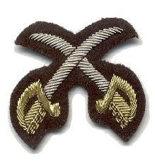 Appointment & Rank - Drill Instructor Badge