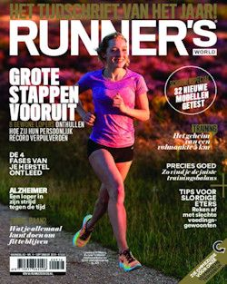 4x Runner's World € 15,-: Runner's World, het tijdschrift dat elke…