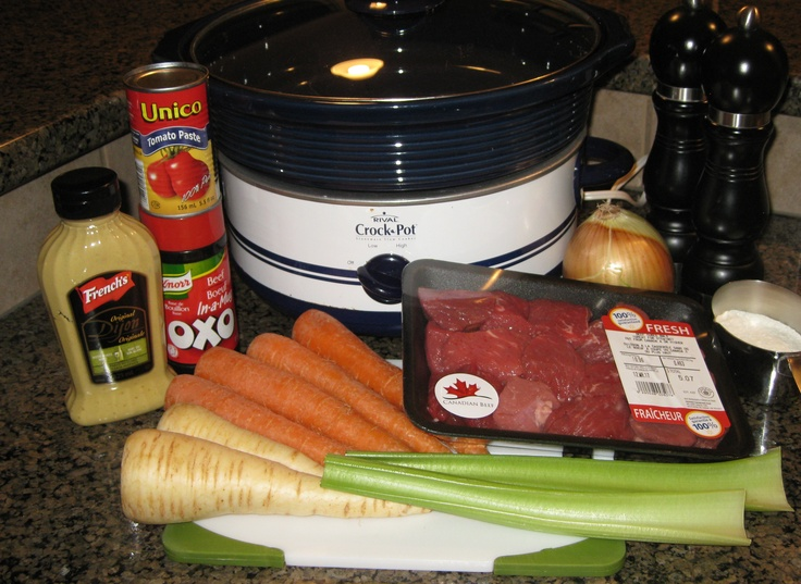 How to Make Beef Stew the Way Mama Used to Make It (My Favorite Slow Cooker Recipe!)Beef Stew