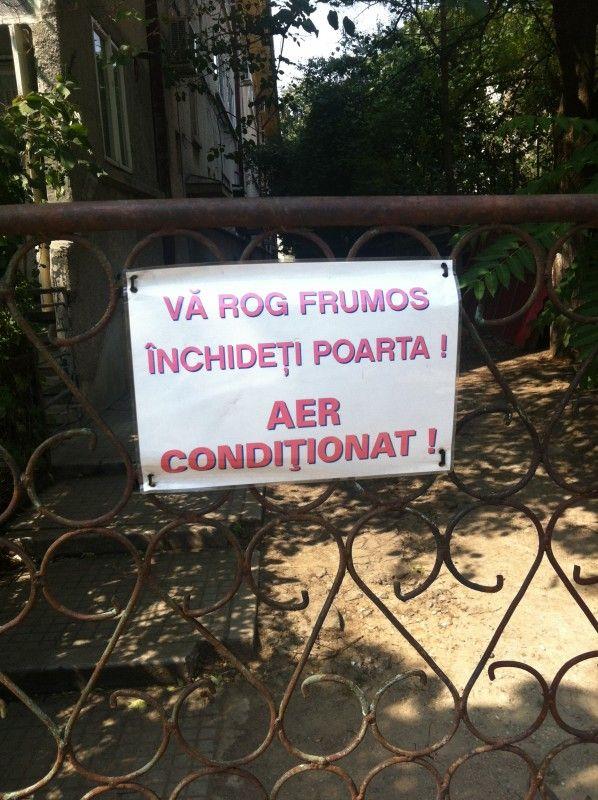 Anunțuri amuzante de la români enervați la culme