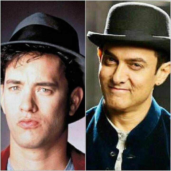 Tom Hanks-Aamir Khan