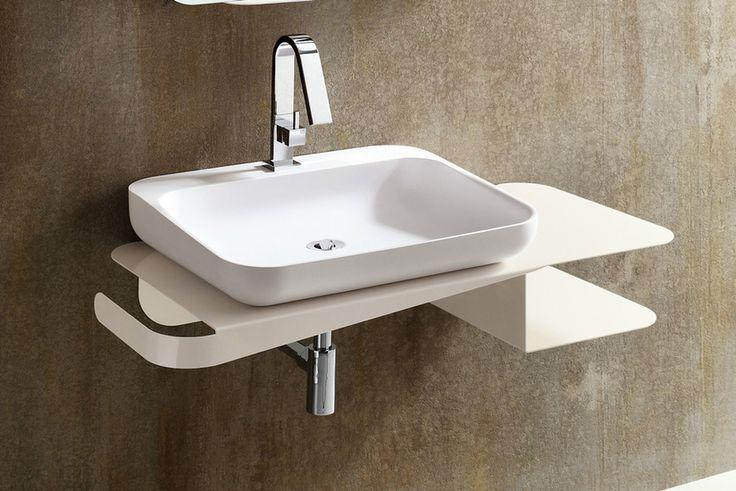Oltre 25 fantastiche idee su bagno salvaspazio su for Mobili salvaspazio bagno