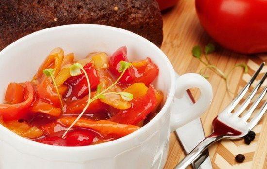 Рецепты лечо с томатной пастой, секреты выбора ингредиентов и