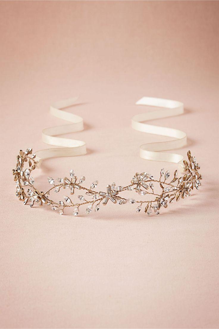We wedding headpiece jewellery - Honeysuckle Halo In Bride Veils Headpieces Halos Headbands