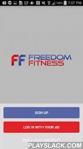 Freedom Fitness  Android App - playslack.com , The Freedom Fitness app provides class schedules, social media platform, creation of goals and participation in club challenges. Our app will also allow you to link many of the popular fitness tracking devices and fitness apps on the market.