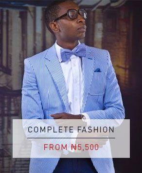 Tunde Marcus Fashion