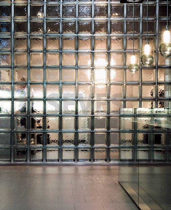 pareti12 | Interiors | Gallery Gallery | Seves glassblock