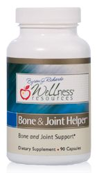 Bone & Joint Helper Supplement with CalZBone, 5-Loxin, K2 as MK-7, Vitamin D for Bone Health, Joint Support