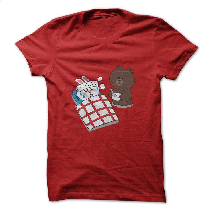Brown cares for Cony T Shirt, Hoodie, Sweatshirts - hoodie #teeshirt #style