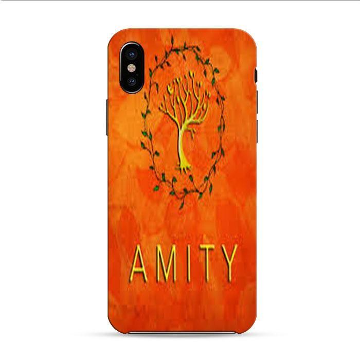 Mine Amity Divergent iPhone X 3D Case