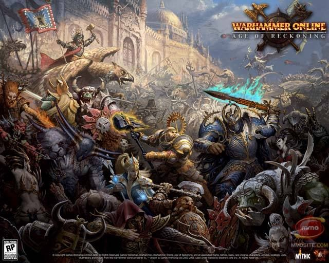 """Fantasy MMO Warhammer Online: Age of Reckoning will come to an end on 18th December, developer Mythic has announced. Despite Mythic and Games Workshop having had an """"amazing relationship"""", the licensing deal for Warhammer Online will end. Share with us your best (or bad) moments of the game with us."""