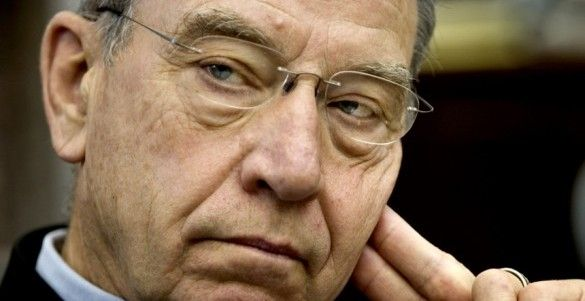 Top GOP Senator Says Voting Rights Act Should Be Held Hostage To Protect Voter ID   ThinkProgress