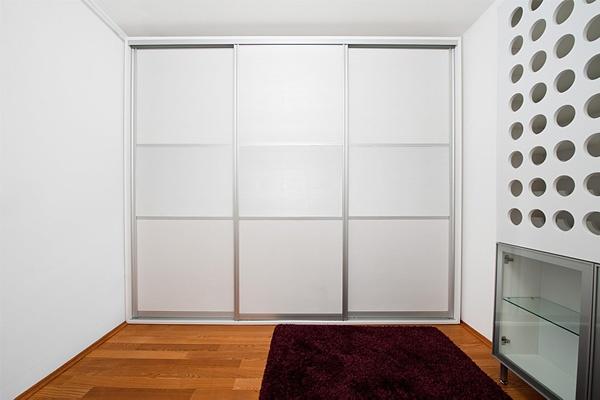 Living Room Sliding Wardrobe Doors 3 Door 3 Panel Equal
