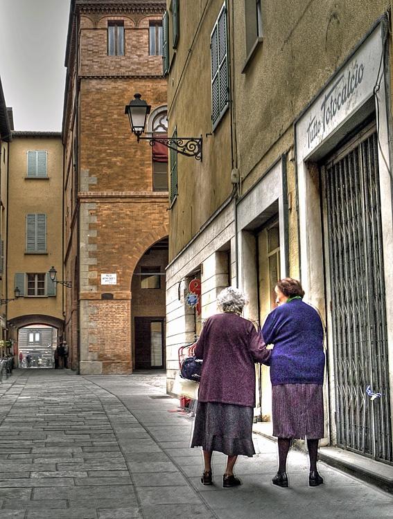 INTIMACY - Reggio Emilia, Italy - October 2008