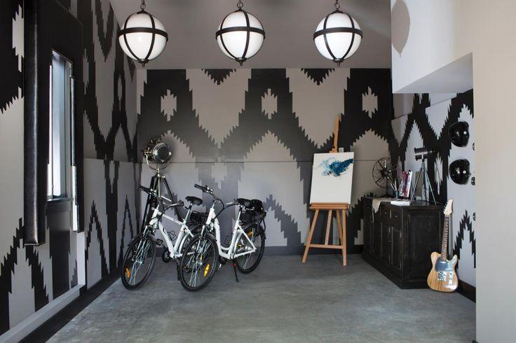 Garage Pictures From HGTV Urban Oasis 2015 | Hgtv, Garage Design And  Asheville