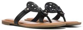 e012e09891f7 Women s Genie Sandal  leather Faux Genie