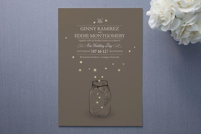 Fireflies Wedding Invitations by cadence paige design from http://www.minted.com/customizer/sku/MIN-FIR-INV
