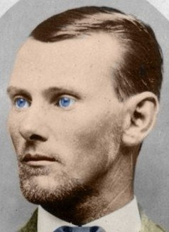 Jesse Woodson James was one of, if not the most famous outlaw in American History, and certainly in the old west. Bank and train robber, murderer,...