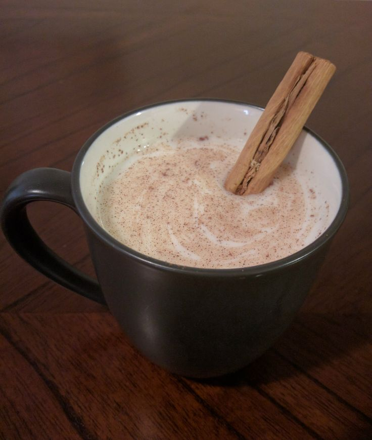Atole Recipe - great for winter, great for breastfeeding!