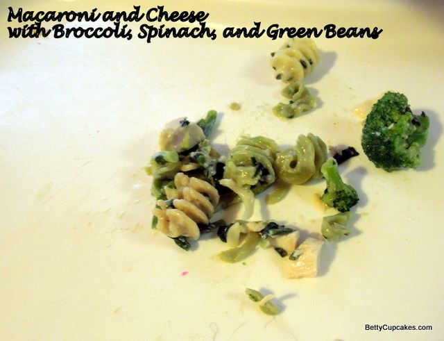 23 best baby food images on pinterest baby foods kid foods and dinner for our one year old baby boy macaroni and cheese with broccoli spinach forumfinder Gallery