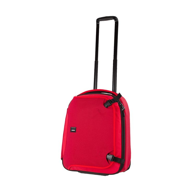 Cabin Luggage // The Dry Red No 3
