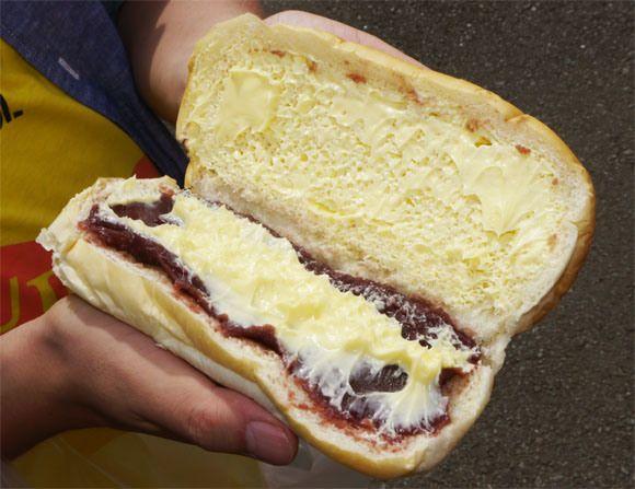 盛岡市民のソウルフードったら超うまい『あんバターパン』だよね! だよね! だよね?   ロケットニュース24