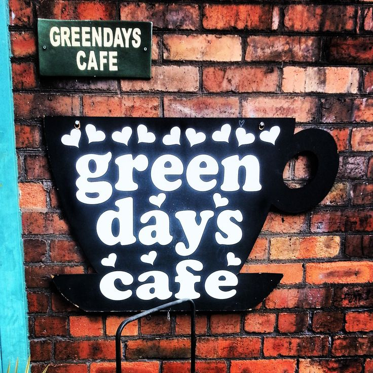 Green Days Cafe – Independent Liverpool