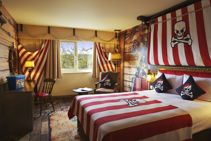 Pirate bedroom ideas for little boys