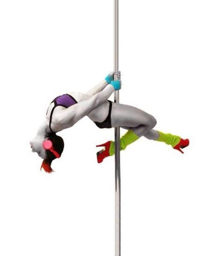 Dnise Mckee Photography Kapi huria Pole Dance Colorful Fun Fitness Girls