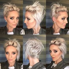 pixie styling fab